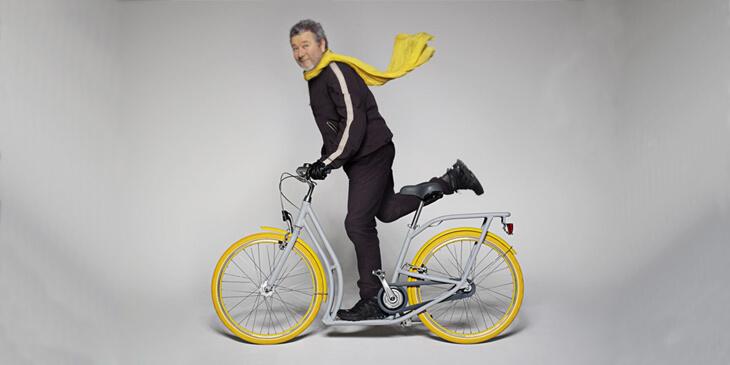Philippe Starck, Flos y ensalzar las emociones
