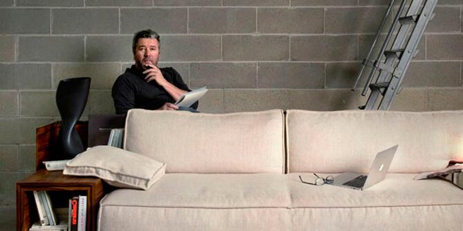Philippe Starck famoso diseñador francés que trabajo con Flos