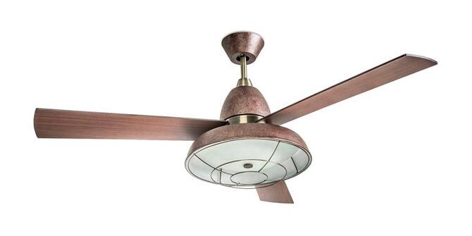 Ventilador de techo con iluminación incluida