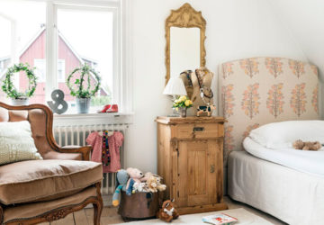 decoracion-vintage-retro-habitacion-ninos