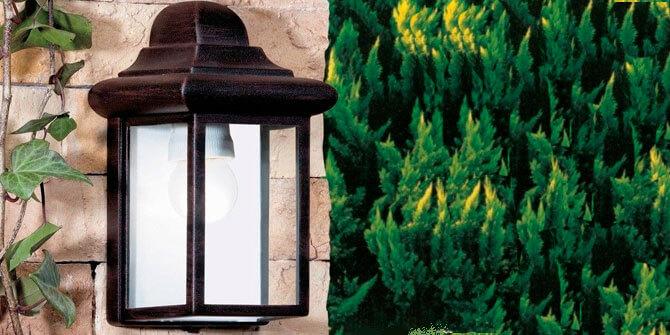 Lámpara de exterior Perseo de Leds C4 a precio asequible