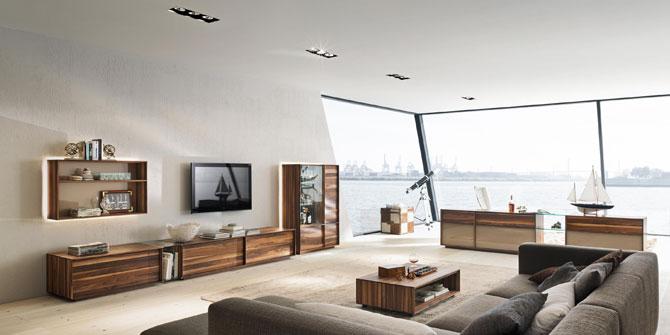 Decorar zona de televisión con productos de iluminación