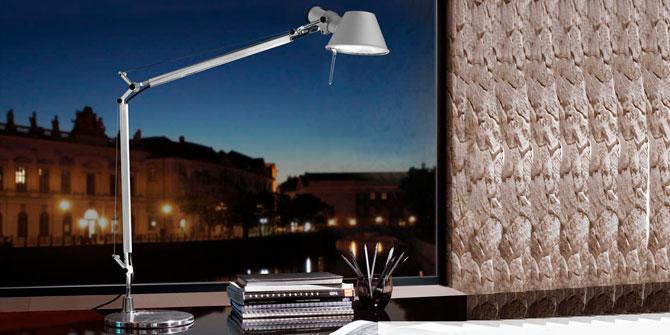 Lámpara Tolomeo de Artemide a precio asequible