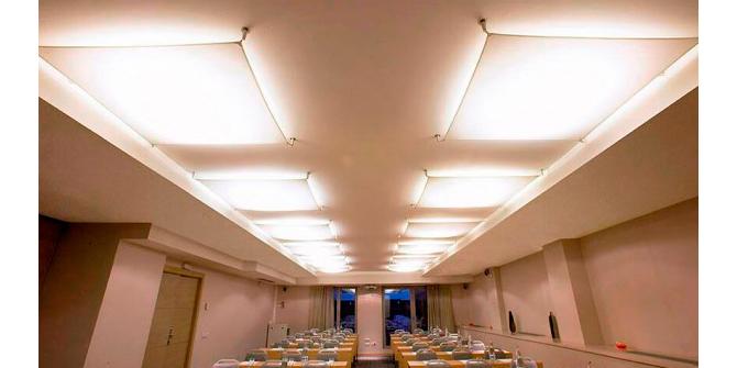Lámpara de techo Veroca 4