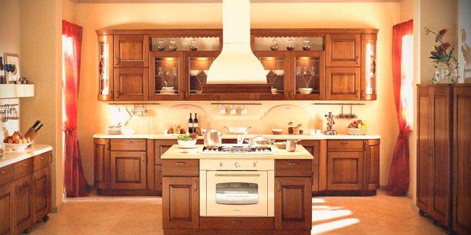 Iluminar cocina con campana extractora