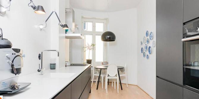 Lámpara de cocina tolomeo de pared