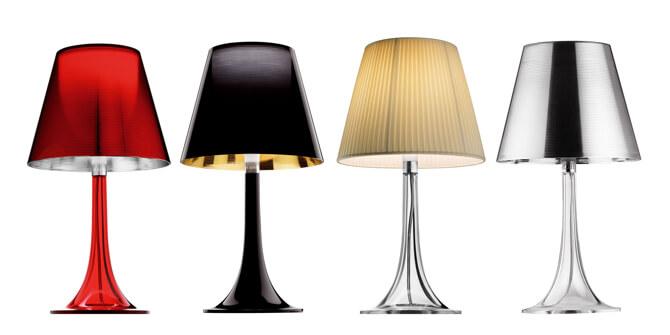 Colección lámparas Miss k de Flos