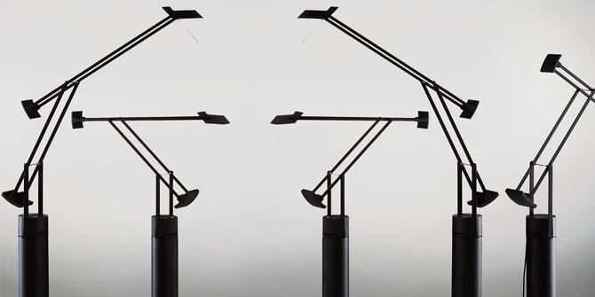 Colección lámparas Tizio de Artemide