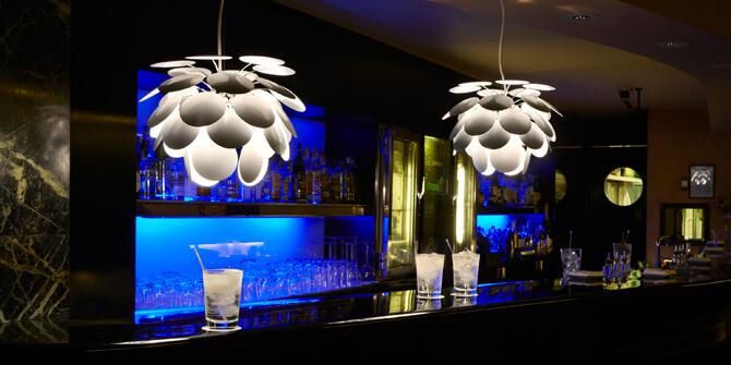 Lámpara para pub o discoteca Discocó