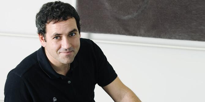 Jon Santacoloma diseñador kanpazar