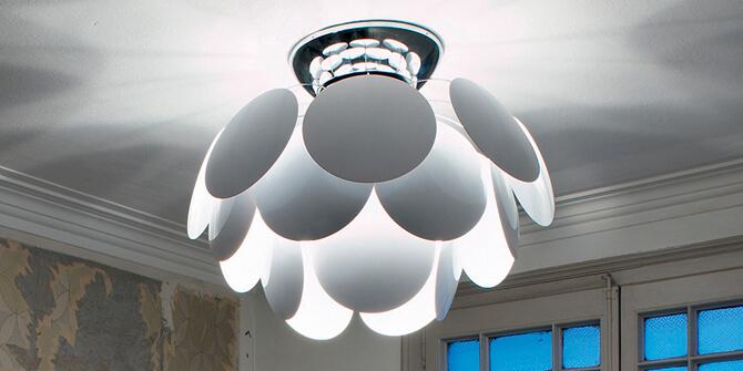 Lámpara de techo Discocó