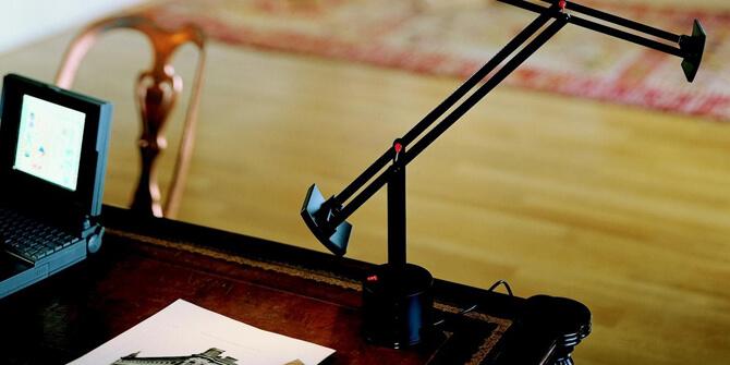 Tizio lámpara de mesa de Artemide
