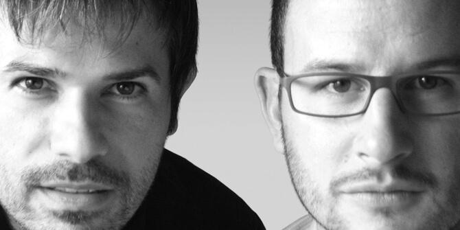 Francesc Crous y Alessandro Calogero