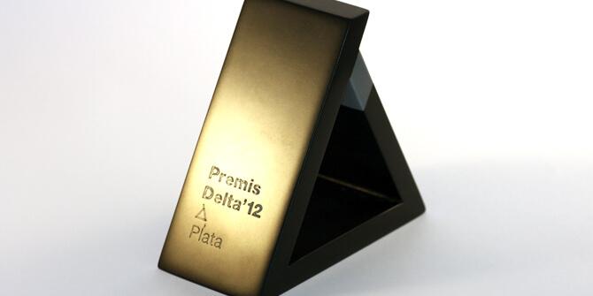 Premio Delta de plata 2012