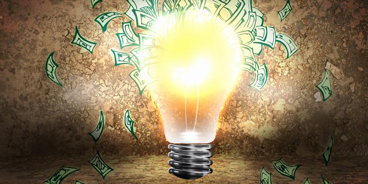 Bombillas LED, bajo consumo, halógenas