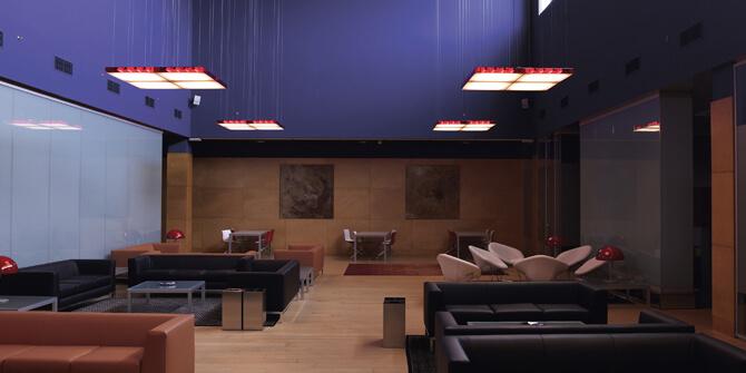 Historia lámparas de Grupo Blux
