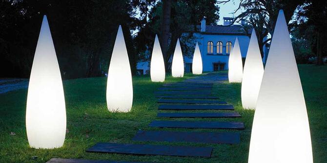 Lámpara Kanpazar de Grupo Blux