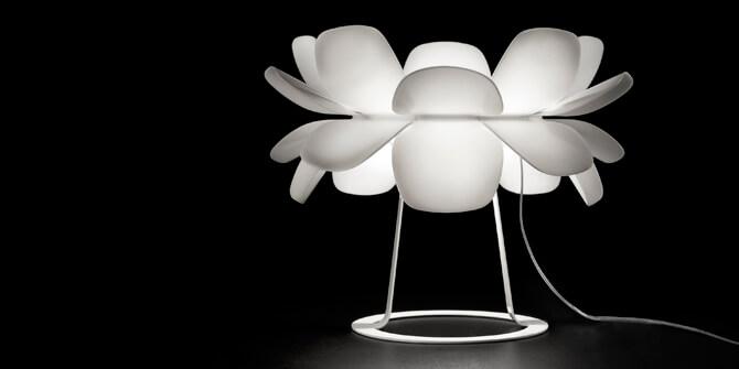 Lámpara mesa Infiore de Estiluz