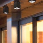 Afrodita – Lámpara de pared para zonas exteriores