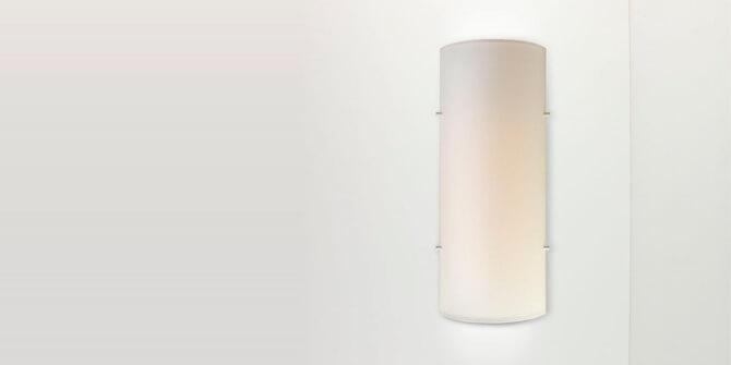 Lámpara de pared dolce w1 blux