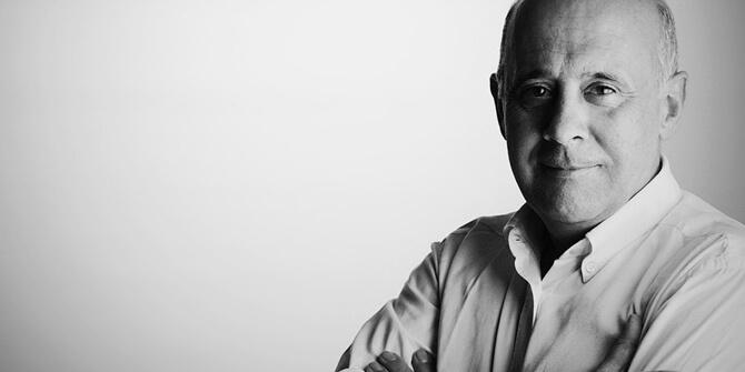 Miguel Ángel Ciganda diseñador de la colección dolce de grupo blux
