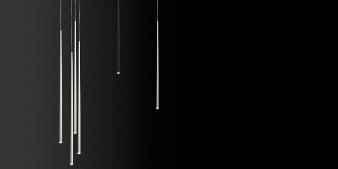 Slim de Vibia lámpara de diseño
