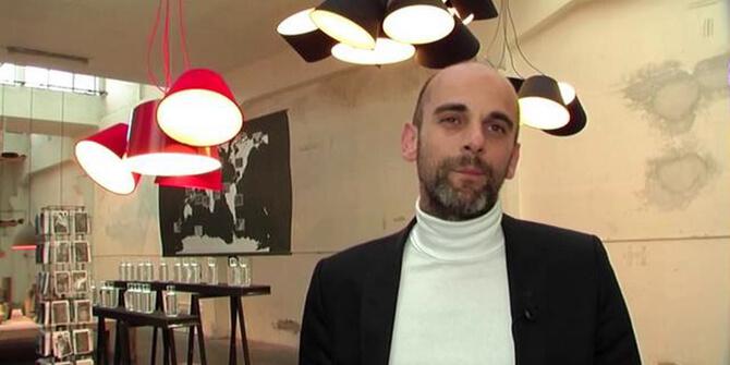 Fabien Dumas diseñador de la colección Tam Tam