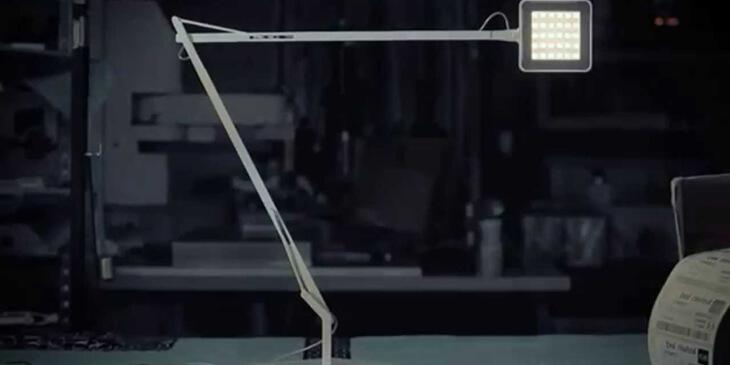 Kelvin - La lámpara de lectura respetuosa con el medio ambiente de Flos