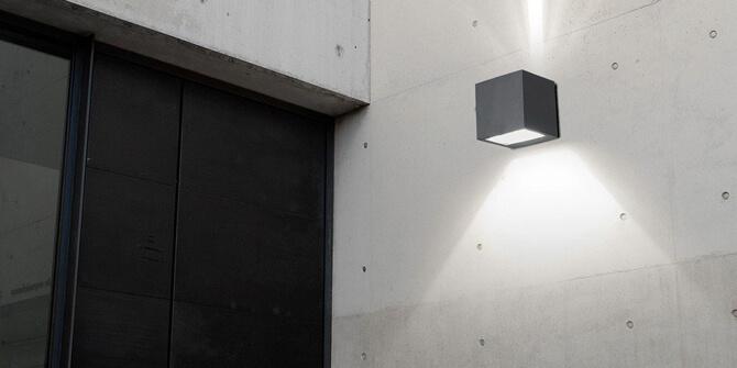 Lámpara de pared Afrodita de Leds C4