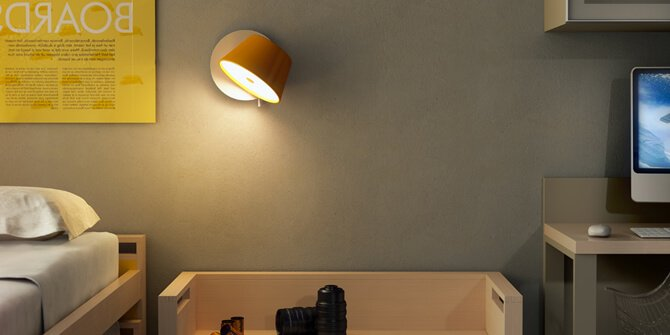 Lámparas de pared Tam Tam