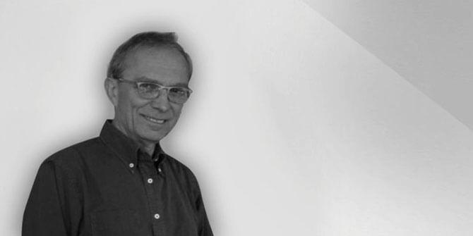 Giancarlo Fassina, creador de la lámpara Tolomeo de Artemide