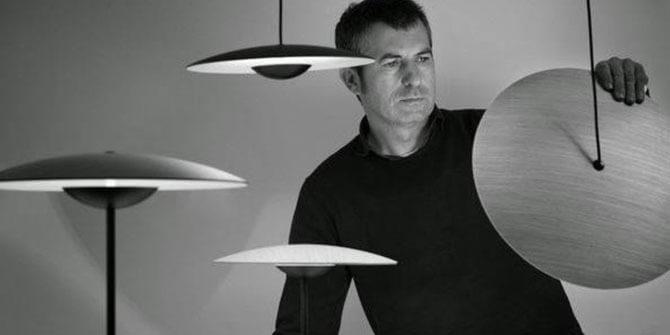 Joan Gaspar, diseñador de lámpara Mercer