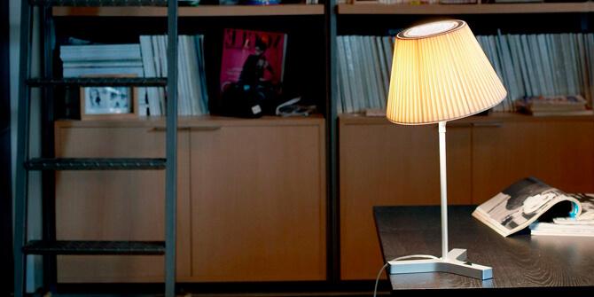 Lámpara de mesa de estudio Nolita