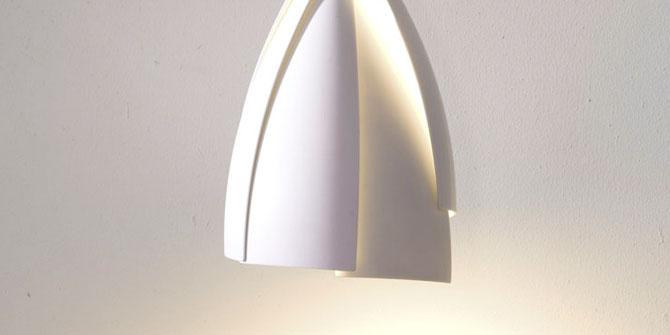 La lámpara Tulip es una elección ideal