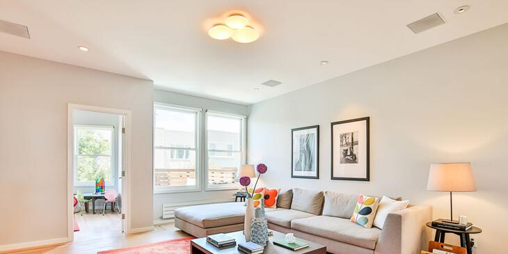 Puck - Reinventando las lámparas de techo y pared