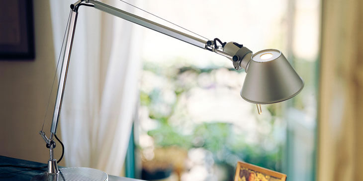 Tolomeo - Tolomeo table lamp, the most famous in history