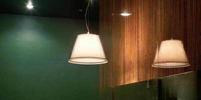 Lámpara colgante Nolita de Marset
