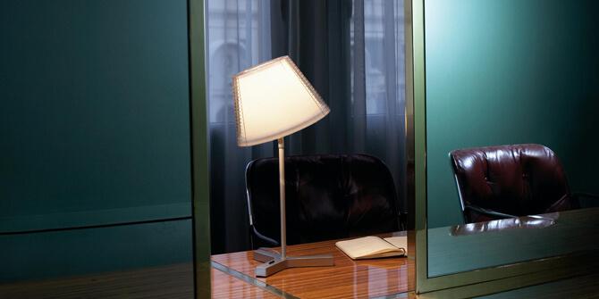 Lámpara de mesa para despacho Nolita