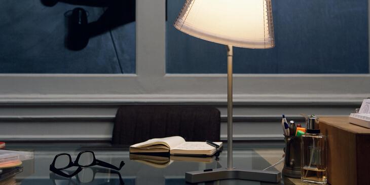 Nolita - Lámpara clásica con aire moderno de Marset