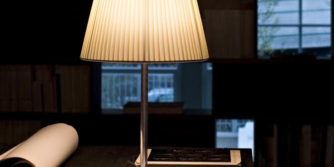 Versiones de lámpara Ktribe de Flos