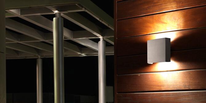 Lámpara de exterior Némesis