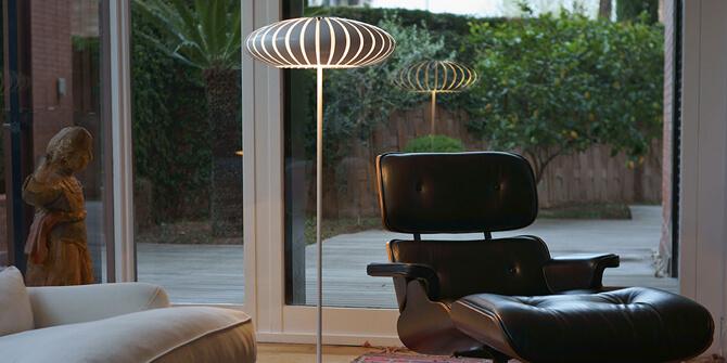 Versiones de colección de lámparas Maranga de Marset