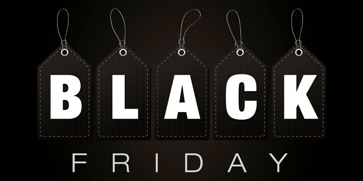 Black Friday y Cyber Monday 2018 en Ilutop