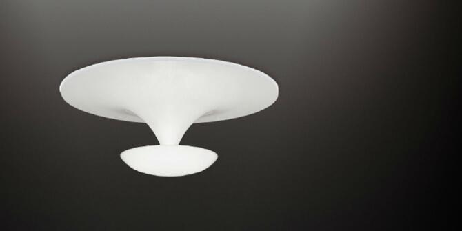 Características lámpara Funnel de techo