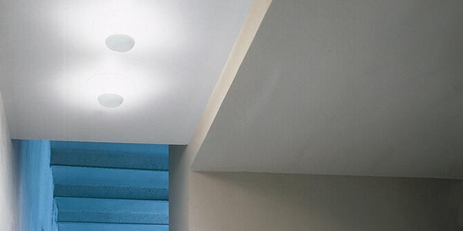 Lámpara Funnel de luz indirecta