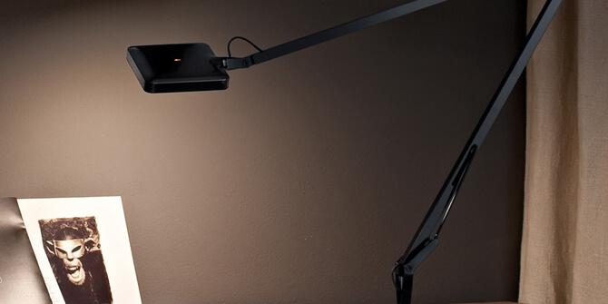 Lámpara Kelvin de Flos
