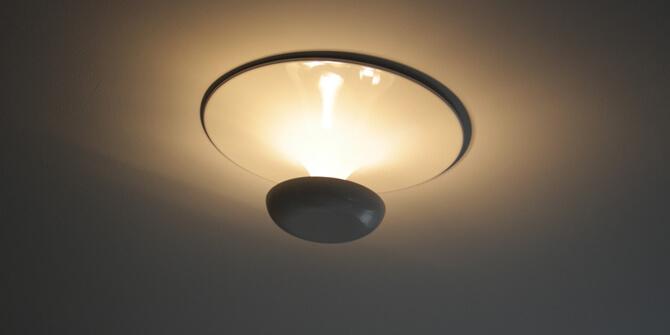 Lámpara de techo Funnel de Vibia