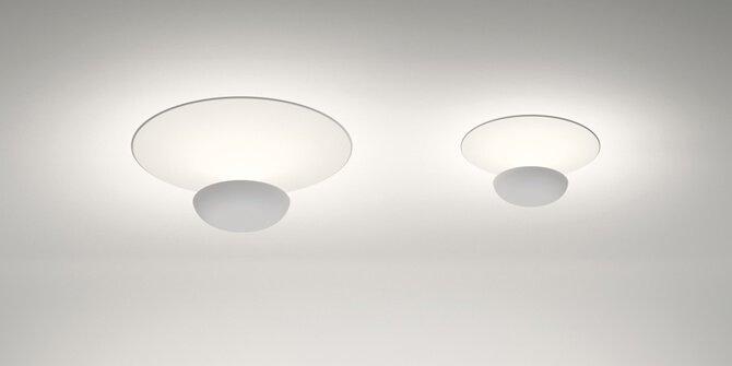 Versiones de lámpara Funnel de Vibia