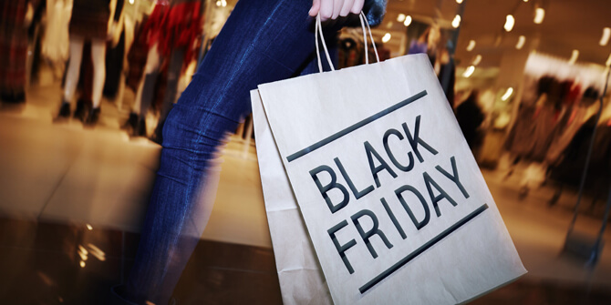 Ofertas en lámparas para Black Friday