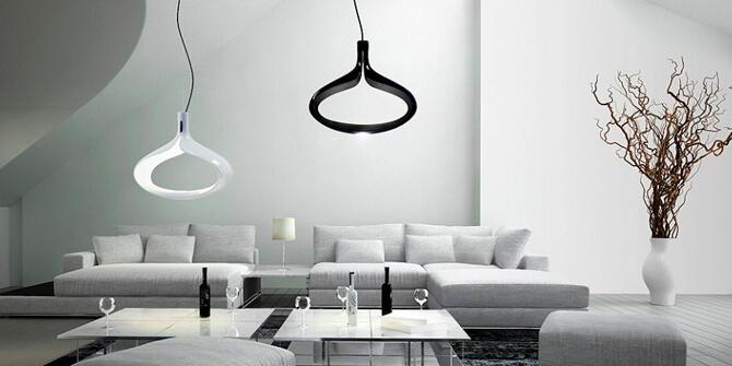 Lámparas de estilo minimalista